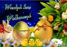 Wielkanoc Videos Funny, Easter Crafts, Decor Crafts, Happy Easter, Christmas Bulbs, Make It Yourself, Holiday Decor, Youtube, Bees