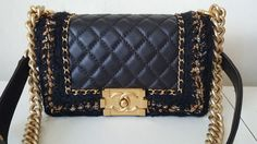 Chanel Boy Bag, Shoulder Bag, Boys, Fashion, Baby Boys, Moda, Children, Fashion Styles, Senior Guys