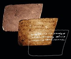 Hebrew Inscription Ordering Wine Found on Ancient Pottery Shard
