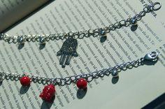 Nueva colección #otoño-invierno 2015, #pulseras en acero inoxidable con piedras naturales. / New colection #fall-winter 2015, staintless steel bracelets with precious gems.