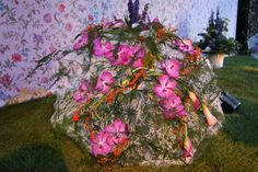 Une oeuvre du concours Interflora