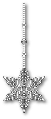 99179 - Hanover Snowflake