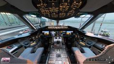 QR Boeing 787 Dreamliner | Panorama (click on image to start the 360 Virtual Tour): Cockpit ✈ Business Class ✈ Business Class Lavatory ✈ Economy Class ✈ Boeing 787 Dreamliner. credit: Los Angeles Times #qatar #qatarairways #dreamliner787 #losangelestimes #aviation