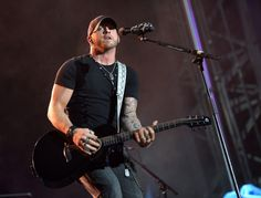 Brantley Gilbert - 2013 ACM Party for a Cause Festival