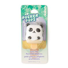 Pucker Pops Cupcake Flavored Lip Gloss | Claire's