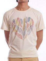 Feathered Hearts T-Shirt | $19