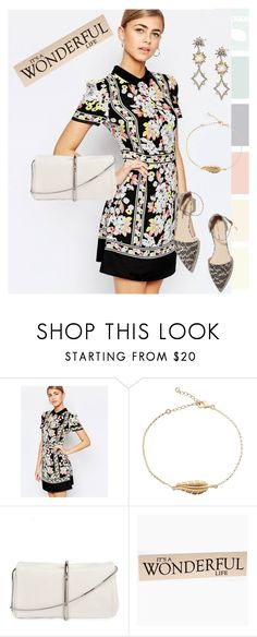 """""""dress"""" by masayuki4499 ❤ liked on Polyvore featuring Oasis, 3.1 Phillip Lim, M. Gemi and Lulu Frost"""