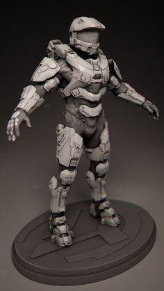 Halo Cosplay, Cosplay Armor, Armor Concept, Concept Art, New Halo, Halo 5, Armadura Do Batman, Airsoft, Nightwing Cosplay