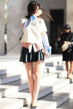 From pinterest.com - I love that skirt! (MP)