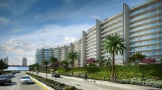 Echo Aventura, luxury waterfront residences in Aventura, move-in ready