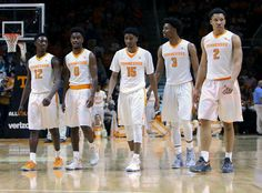 Tennessee Athletics Department Knoxville, TN - After trailing by seven with just over three minutes left in the game, Tennessee rallied back within one at Vols Basketball, Arkansas Razorbacks, Tennessee Volunteers, 4 Life, Fall, Sports, Autumn, Hs Sports, Fall Season