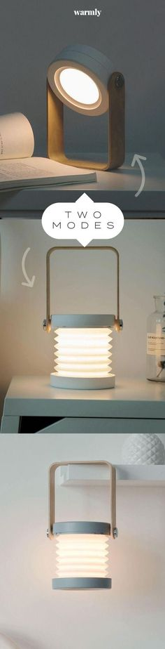 - Portable Collapsible Lantern Catala: The collapsible lamp. ★★★★★ The collapsible lamp. Sweet Home, New Energy, Lamp Design, Design Art, My New Room, Industrial Furniture, Home Lighting, Home Art, Furniture Design