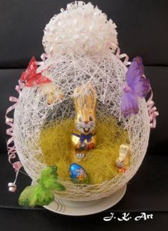 Unique Easter egg - Easter Bonnets - Netmums