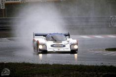 Stefan Bellof / Derek Bell - Porsche 956 - Rothmans Porsche - XXX Int. ADAC-1000-km-Rennen Nürburgring - 1984 FIA World Endurance Championship, round 4 - Internationale Deutsche Rennsport Meisterschaft, round 2
