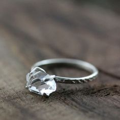i love how imperfect this ring is.