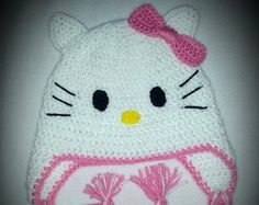 Crochet Cute Owl Hat by jetaimeboutique83406 on Etsy