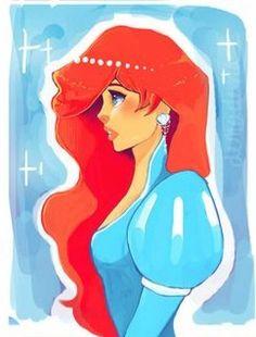 Tumblr....Ariel