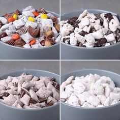 DIY your Christmas gifts this year with GLAMULET. they are 100% compatible with Pandora bracelets. Snack Mix 4 Ways