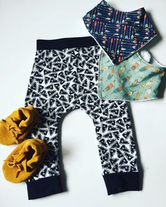 "Harems and Leggings. The staple of every trendy baby and kid wardrobe. Our ""Sneakerhead Harems"" are made from high quality designer fabric ready to be played in! Also available in tons of different patterns! Newborn-4T. So come for a visit and complete your kid's closet with some wild child clothes today! Find us on Instagram & Facebook @littledearapparel  www.etsy.com/ca/shop/LittleDearApparel?ref=search_shop_redirect"