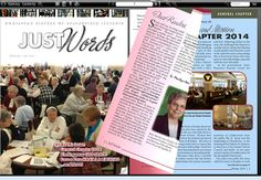 JUST Words Vol. 14 No 1 out now!  Inside this issue: General Chapter 2014 Finding your GOD SPACE Paso a Paso HACIA LA LIBERTAD ...and More!   Read JUST Word here: http://springfieldop.org/?p=10853