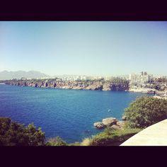 Antalya şu şehirde: Türkiye