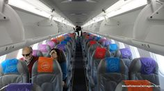Pluna Lineas Aereas - Bombardier CRJ900 NextGen
