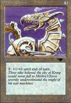 Antiquities: Dragon Engine