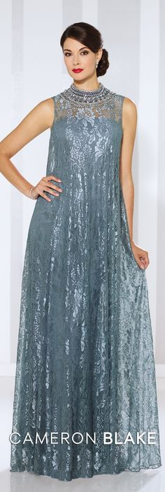 Cameron Blake Spring 2016 - Style No. 116670 #formaleveningdresses