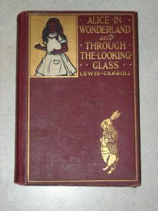 1903 Alice in Wonderland & Through the Looking Glass (Library for Young People): Lewis Carroll, Walter Campo, Sir John Tenniel, Beatrice Stevens: Amazon.com: Books