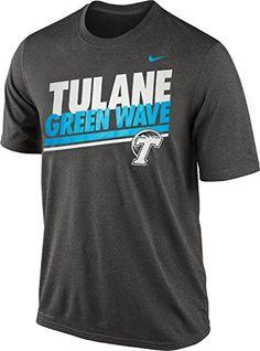Nike Tulane Green Wave Men's Double Stripe Legend Dri-FIT... https://www.amazon.com/dp/B01DUC14WW/ref=cm_sw_r_pi_dp_x_0VuiybQPMTV0J