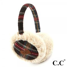 Shop the latest styles in Fashion Jewelry, Collegiate , C.C Brand, and Face Masks and Other PPE from Divva Style Earmuffs, Tartan Plaid, Wholesale Fashion, Sweet Girls, New Product, Ems, Moccasins, Latest Fashion, Faux Fur