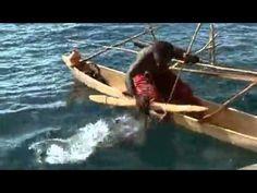 Köpek Balığı Avı - Papua Yeni Gine