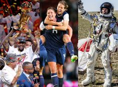 Best of 2012: Top 10 Great Sports Moments of the Year! | E! Online