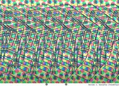 stereogram images