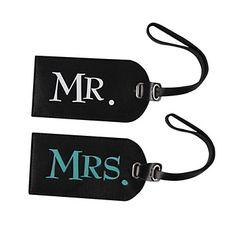 50 Best Wedding Luggage Tags Images Luggage Tags Wedding