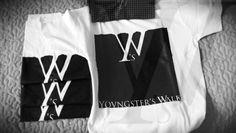 White T, logosquare...