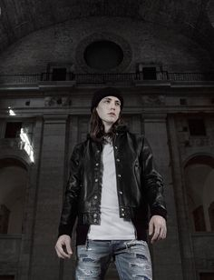 John Elliot FW16.  menswear mnswr mens style mens fashion fashion style johnelliot campaign lookbook