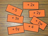 Finding JOY in 6th Grade: algebra