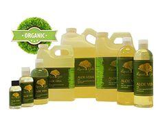 8 oz Premium Organic Aloe Vera Oil Pure Health Hair Skin Care Moisturizing - http://essential-organic.com/8-oz-premium-organic-aloe-vera-oil-pure-health-hair-skin-care-moisturizing/