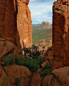 Cathedral Rock - Sedona AZ by Scott McAllister