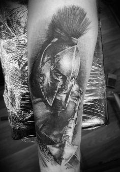 #spartan #300 #spartantattoo #tattoo #godtattoo