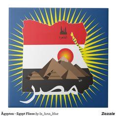 Ägypten - Egypt Fliese