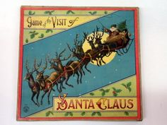 Visit of Santa Claus Early McLoughlin Game : Lot 58