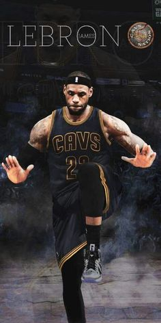 LeBron James Cleveland Cavaliers basketball from 11-present