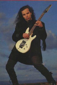 Joe Satriani - back in the day..