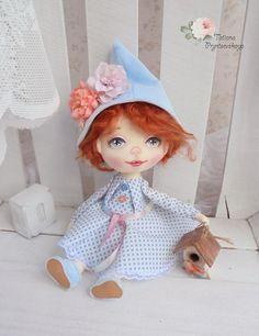 Кукла Искусство куклы ткани кукла мягкая кукла текстильная кукла