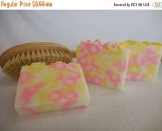 Issey Miyake Soap  Womens Floral Soap  by CindysBathCreations
