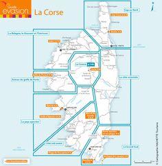 Les 83 Meilleures Images Du Tableau Cartes De Corse Sur Pinterest En
