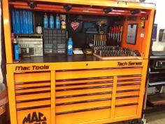 mac tools... my dad was a big fan of Mac Tools