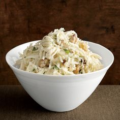 Tart Granny Smith apple perfectly complements the mellow flavor of celery root (also called celeriac) in this creamy condiment.